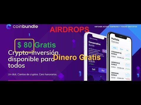 Coinbundle Excelente Airdrops $ 80 Dolares Gratis