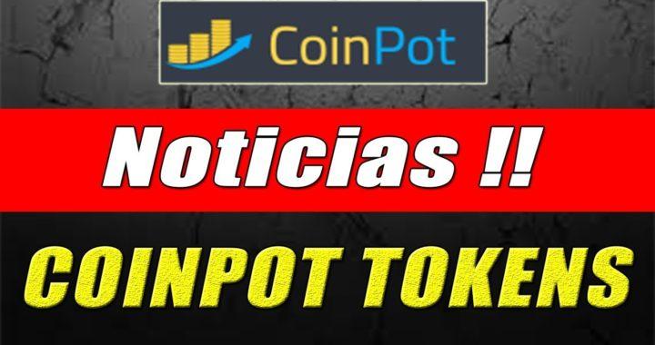 CoinPot Noticias, Agregan Nueva Criptomoneda (CoinPot Tokens)   Gokustian