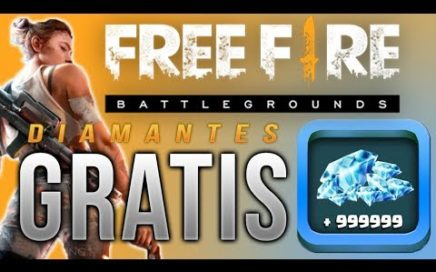 COMO CONSEGUIR DIAMANTES GRATIS FREE FIRE BATTLEGROUNDS |100% LEGAL GOOGLE PLAY STORE 2018