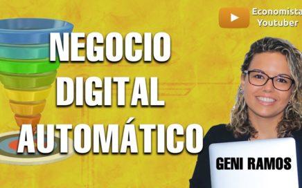 COMO EMPEZAR UN NEGOCIO POR INTERNET 2018 - Sistema para Ganar Dinero Online - Geni Ramos