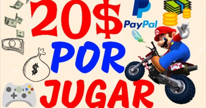 Como Ganar 20$ Por Paypal Solo POR JUGAR A JUEGOS + COMPROBANTE DE PAGO