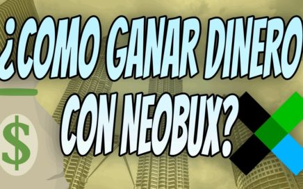 ¿Cómo ganar dinero con Neobux? 2017