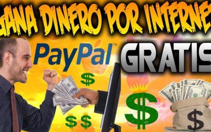 como ganar dinero en internet sin invertir nada 2017
