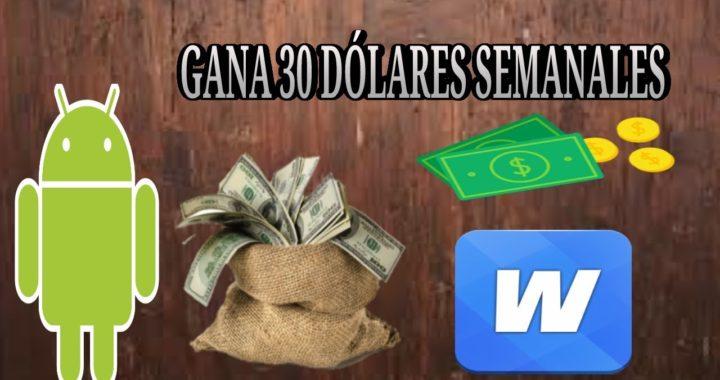 !!COMO GANAR DINERO FÁCILMENTE!! DESDE ANDROID (2018)