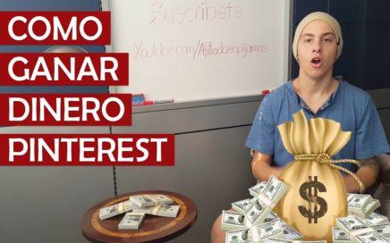 Como Ganar Dinero Por Internet Con Pinterest