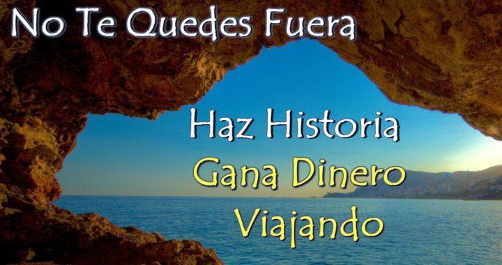 ((( Como Ganar Dinero Viajando)))No Te Quedes Fuera |haz Historia!!! |