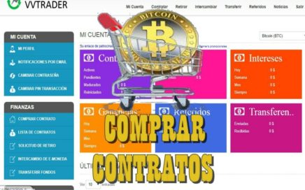 Comprar Contratos | VVTrader