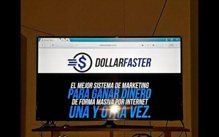 DollarFaster Como Ganar Dinero por Internet