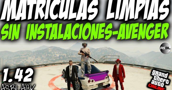 DUPLICAR COCHES con MATRICULAS LIMPIAS - GTA 5 - SIN INSTALACIONES - SIN AVENGER - (PS4 - XBOX One)