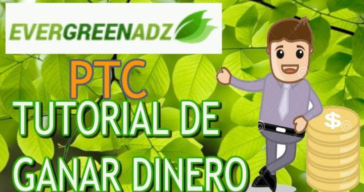 EverGreenADZ | Gana Dinero Gratis Viendo Anuncios De Publicidad.