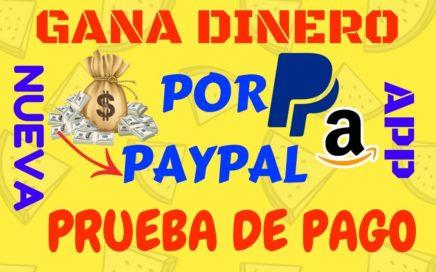 Fitplay| NUEVA APP PARA GANAR DINERO POR PAYPAL, AMAZON, GOOGLE PLAY + (PRUEBA DE PAGO)