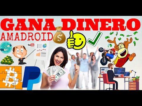 Fome  NUEVA APP Para Ganar Dinero Gratis Por Paypal, Amazon y Steam Desde tu Celular Android