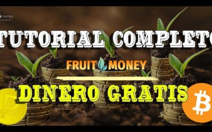 FRUITMONEY | ¿Como Funciona? Gana Dinero Gratis