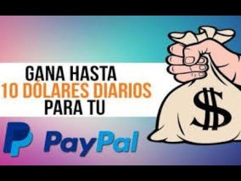 Gana $1 A $2 Dólares Diarios con la Mejor aplcación+Prueba de pago/Sorteos de $1300 Dólares 2018