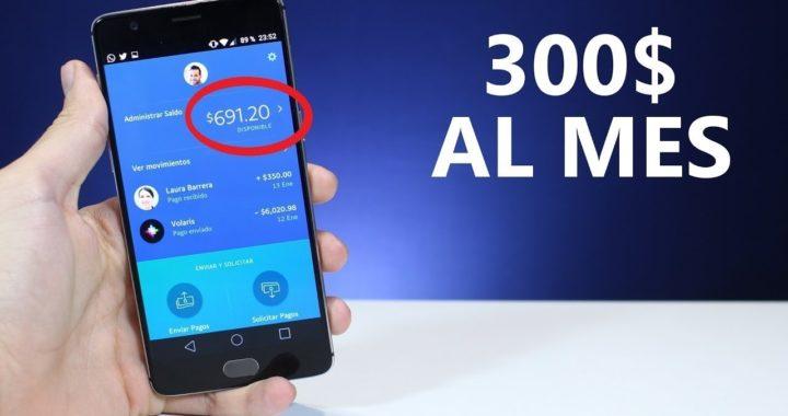 gana dinero con esta aplicacion disponible solo estados unidos gana 200 dolares diario!