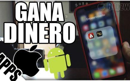 Gana Dinero con tu Celular o Tablet en Android o iOS