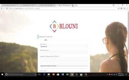 Gana dinero desde casa Blouni 2018