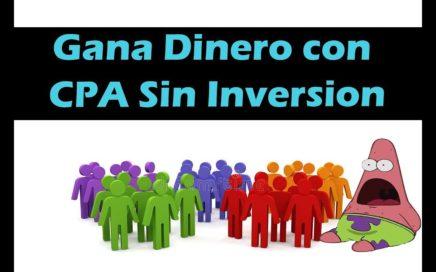 Gana Dinero Gratis Con CPA Empresa Que Paga| Workadi