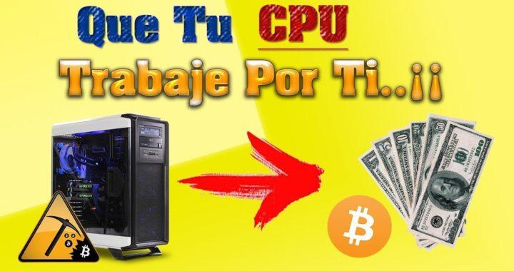 GANA DINERO POR DEJAR TU PC PRENDIDA (sin hacer nada) | paypal | Actualizado 2018