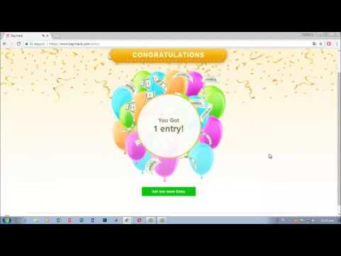 Gana Dinero Por Internet Con Baymack Viendo Videos Directo a Paypal