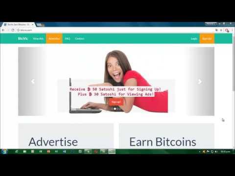 Gana Dinero Por Internet Con Btcvic TUTORIAL