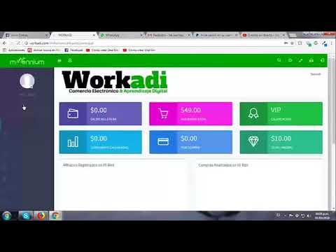 Gana dinero rapido con workadi ( mi prueba de pago )