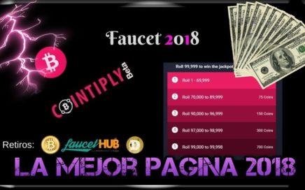 GANA DINERO RAPIDO NUEVO METODO FAUCET 5$ A PAYEER Y MONEDEROS BTC