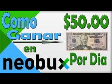 Gana dinero Solo Dando Click Con Neobux Registrare 2018 Estrategia