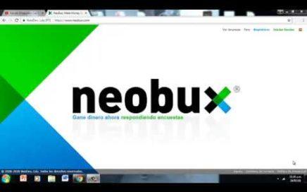 gana dinero viendo anuncios (neobux)