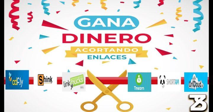 GANAR DINERO DESDE CASA ACORTANDO ENLACES + COMPROBANTE DE PAGO 2018 |ADF.LY/SHINK.ME| ZS