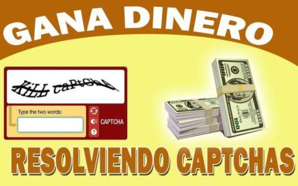 GANAR DINERO RESOLVIENDO CAPTCHAS SIN LIMITE