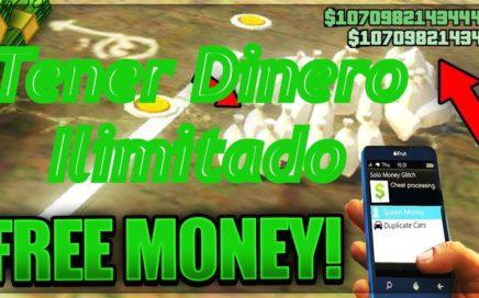 GTA 5 online DINERO GRATIS - HACK COMO CONSEGUIR DINERO INFINITAS GTA 5 online