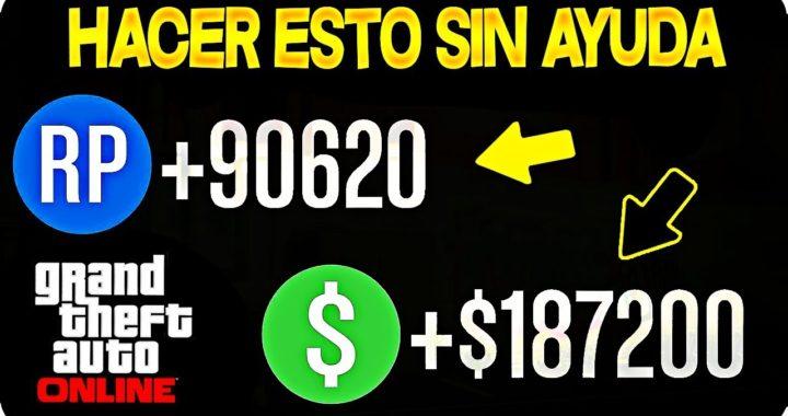 INCREIBLE!! TRUCO CONSEGUIR DINERO ILIMITADO *SIN AYUDA* MUY FACIL Y RAPIDO!! - GTA 5 ONLINE 1.42