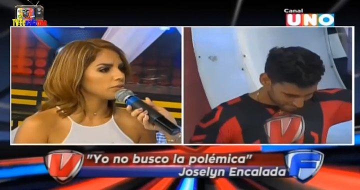JOSELYN ENCALADA y RICARDO BLANCO ACLARAN SU SITUACIÓN