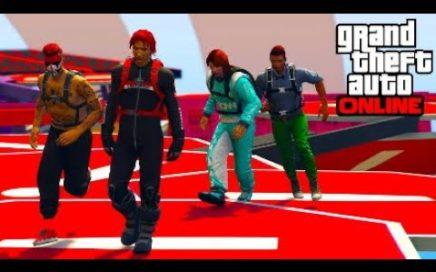 LA MEJOR CARRERA!! - CARRERA GTA V ONLINE - GTA 5 ONLINE - GRANFRANDA - GAMEPLAY GTA V EN ESPAÑOL