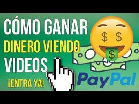 La mejor pagina Gana dinero por ver videos 2018!!!