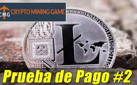 La Mejor Página para Ganar Criptomonedas Gratis   Crypto Mining Game  Segundo Pago   Gokustian