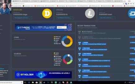Mineria en la nube Eobot como lo hago para evolucionar rapido, ganar dinero con bitcoin