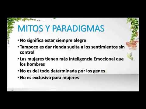 Mitos y paradigmas sobre inteligencia emocional