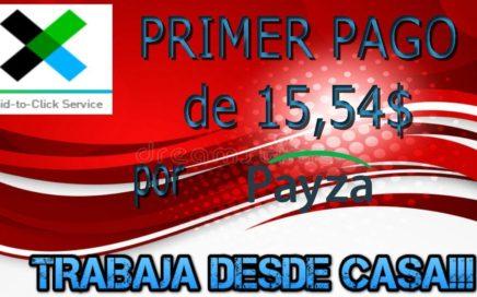 Neobux, primer pago recibido 15,54$ Payza | La Mejor PTC Ganar Dinero Gratis |Trabaja Desde Casa
