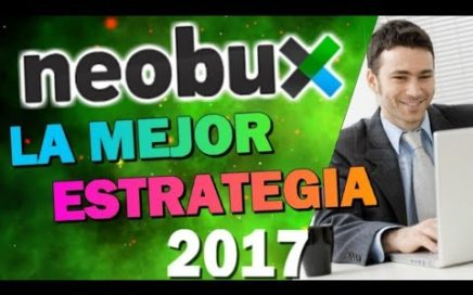 Neobux Que es y Como Ganar Dinero Todos Los Días