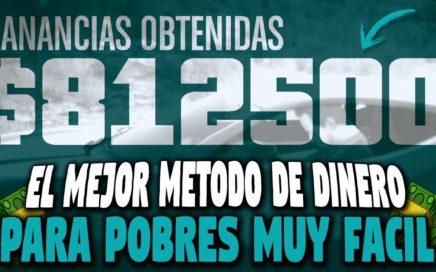 NUEVO DINERO INFINITO SUPER FACIL BESTIAL PARA POBRES!! | GTA 5 +700.000 EN 10 MINUTOS SUPER FACIL!