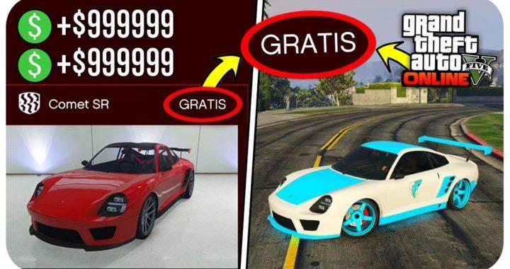 NUEVO TRUCO! *CONSIGUE EL NUEVO COCHE GRATIS* INCREIBLE! GTA 5 ONLINE DINERO INFINITO 1.42