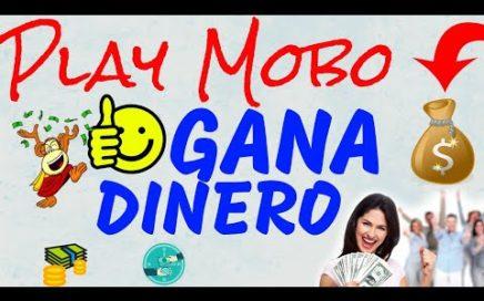 PlayMobo Mejor App Para Ganar Dinero Gratis Por Paypal y Steam Rápido