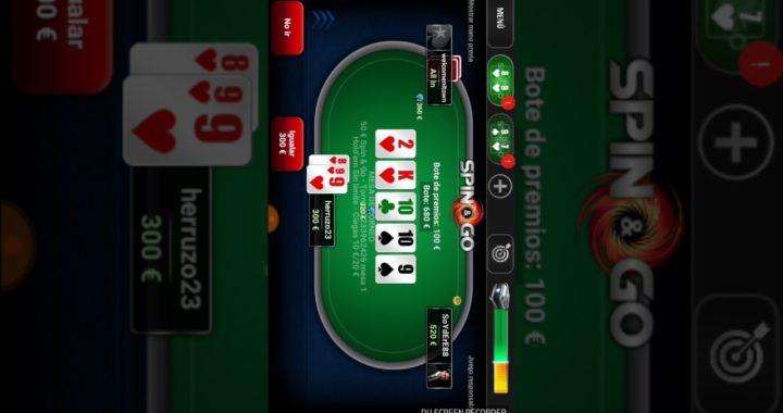 PokerStars 300€ como ganar dinero facil en menos de 3 minutos