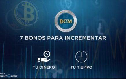 PRESENTACION EXPRESS BCM RICARDO RODRIGUEZ