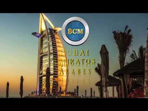 PRIMERA CONVENCIÓN MUNDIAL BIT CASH MINE DUBAI BCM