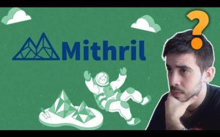 Qué es Mithril (MITH) - gana dinero con criptomonedas siendo influencer - Red social LIT - BTC ETH