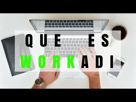QUE ES WORKADI