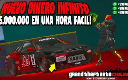 R O C K S T A R 100% no sabe de este TRUCO DE DINERO! (GTA 5 ONLINE 1.42) [TRUCO DE DINERO]